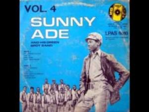 King Sunny Ade - Late Osagyefo Kwame Nkrumah of Ghana